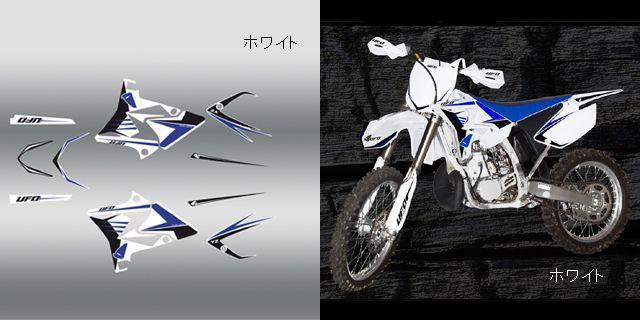 UFO 4stルック YZ125/YZ250グラフィックデカール UF-S312